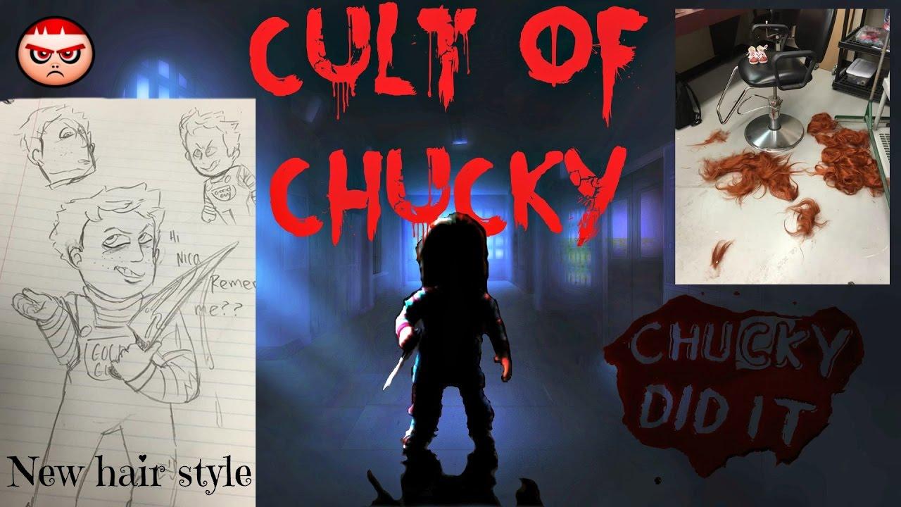 Curse Of Chucky New Look Cult of Chucky ...