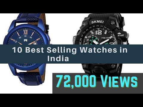 Top 10 Best Selling Watches For Boys In India Under ₹ 500
