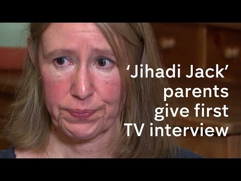 'Jihadi Jack': parents give first TV interview