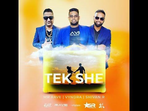Tek She by Mr. Rave, Vyndra & Shiva R
