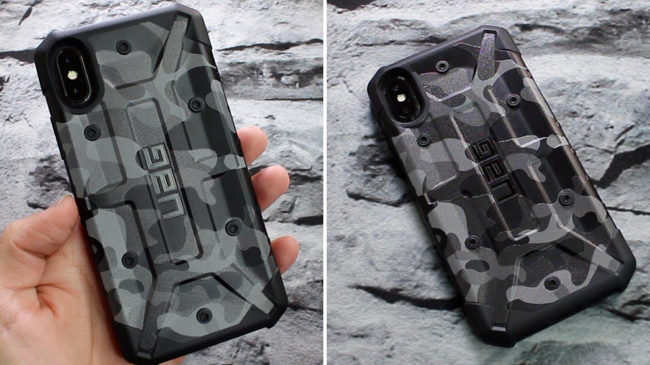 the latest e1cea ce6dd UAG Pathfinder SE Camo Series || iPhone X