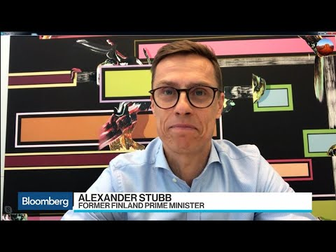EU 'Quite Unified' by Trump and Brexit, EIB's Stubb Says