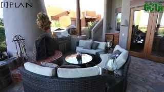 Territorial Home Design - Las Sendas, Mesa, AZ - Designed by I PLAN, LLC
