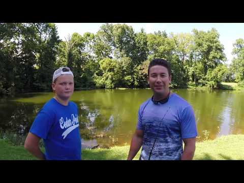 How To Catch (HUGE) (LARGEMOUTH) (BASS) Old Hickory Lake ☑
