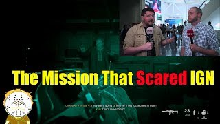 The Mission That Scared IGN In Modern Warfare