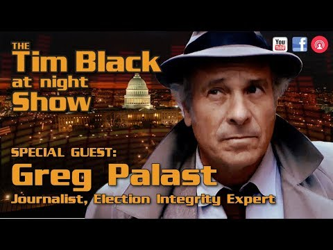 How the 2016 Election Was Rigged - Crosscheck with Greg Palast