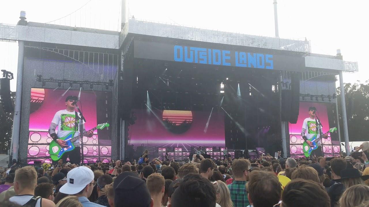 Download Blink 182 Outside Lands 8-9-2019