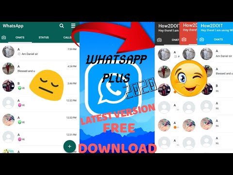 Whatsapp plus features 2020 (new version)