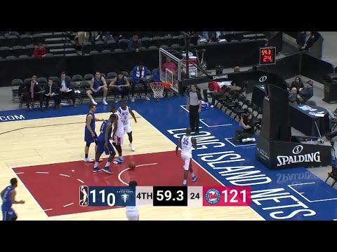 Jameel Warney (27 points) Highlights vs. Long Island Nets