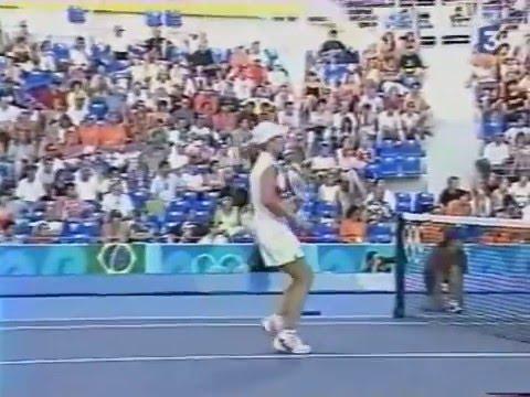 Olympics 2004 QF JH vs MP