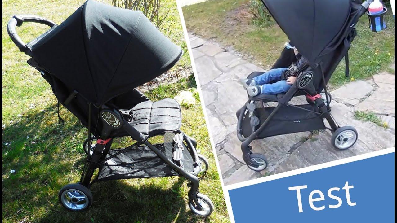 Test Baby Jogger Buggy City Mini Zip Babyartikel De