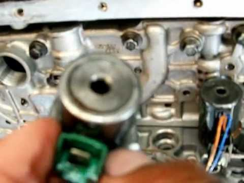 Shift Solenoide Ford Focus 2002 Youtube