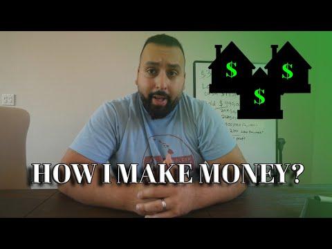 How I Make Money! Part 2: Real Estate Investing