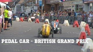 Pedal Car - British Grand Prix 2018