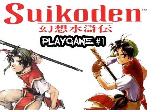 Game jadul, nostalgia jaman 90an SUIKODEN #1 - YouTube