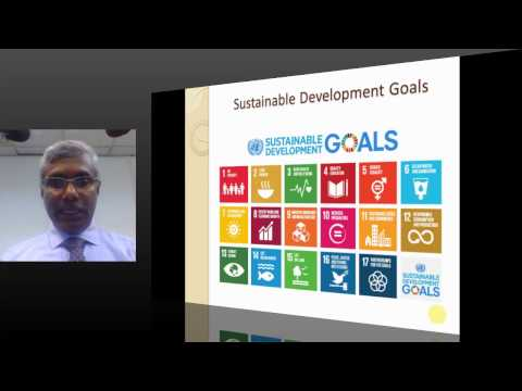 MESC PUBLIC LECTURE : Energy Security, Sustainable Development and Green Accounting