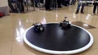 Челябинск 2017, Клуб Роботроник, городские соревнования лего сумо стандарт. robotronic74,