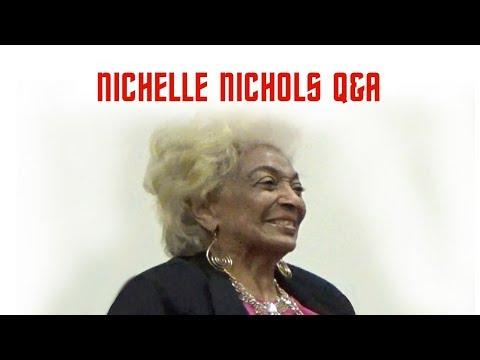 Nichelle Nichols Q&A