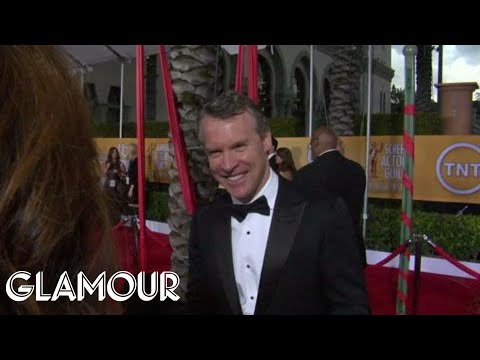 Tate Donovan On His Hilarious Friends Cameo, Being Handsome, and More From the 2013 SAG Awards