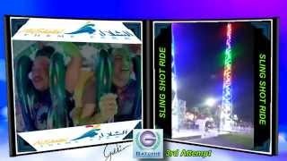 Video Sling Shot Ride Al Shallal Jeddah - AMAZING EXPERIENCE download MP3, 3GP, MP4, WEBM, AVI, FLV Juli 2018