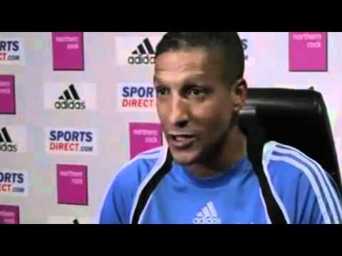 Video footage of Chris Hughton getting sacked by Newcastle!!!