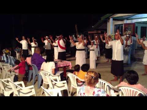 Tuvalu AOG - open air item