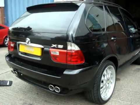 Bmw X5 E53 3 0 Diesel Performance Exhaust By Cobra Sport