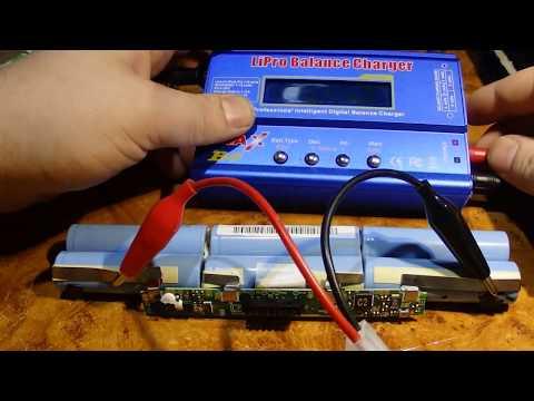Как разобрать аккумулятор ноутбука samsung
