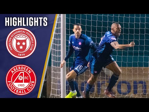 Hamilton Aberdeen Goals And Highlights