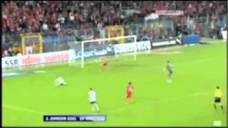 england vs Switzerland 2010