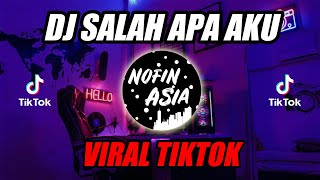 Top Hits -  Dj Salah Apa Aku Tiktok Original Remix