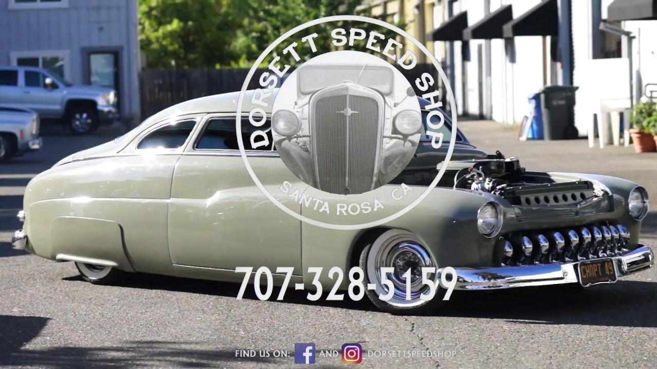 dorsett speed shop