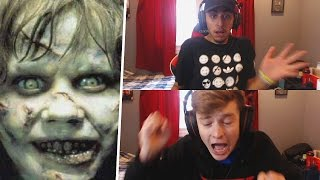 SCARING THE FAZE HOUSE
