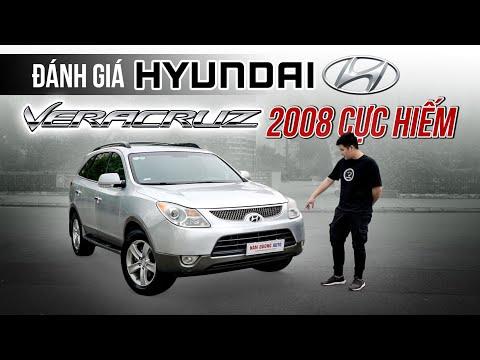 Hyundai Veracruz: Xe 7 chỗ 65000$ năm 2008 giờ chỉ 450 triệu | Review Xe