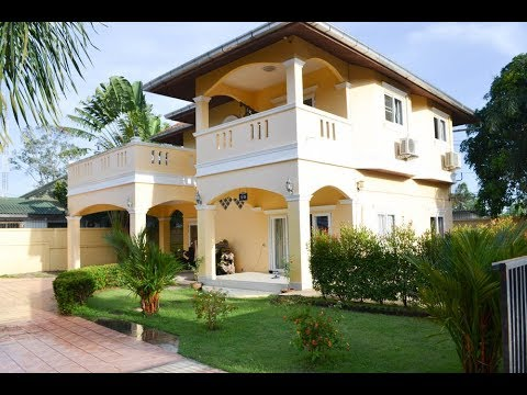 3 Bedroom detached house with swimming pool for sale in Pattaya