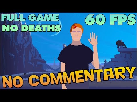 Another World - Full Walkthrough  【NO DEATHS】 【NO Commentary】