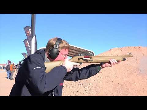 SHOT Show 2018: Beretta Tactical 1301 Shotgun