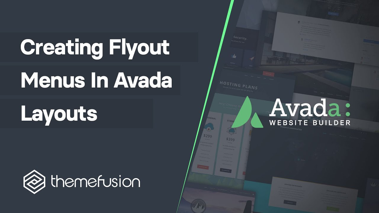 Download Creating Flyout Menus In Avada Layouts