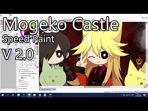 Mogeko Castle/ Speed Paint V 2.0