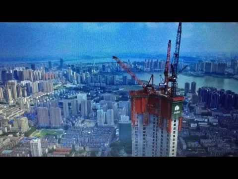UPDATE! WUHAN Greenland Center 636m 2086ft 125ft October 2016