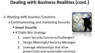 Smart Security   Practices that Increase Profits Part2
