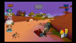 Cartoon Network Racing - I Am Weasel Race [PS2]