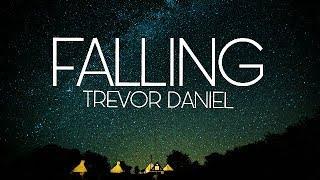 Gambar cover Trevor Daniel - Falling(LYRICS VIDEO)