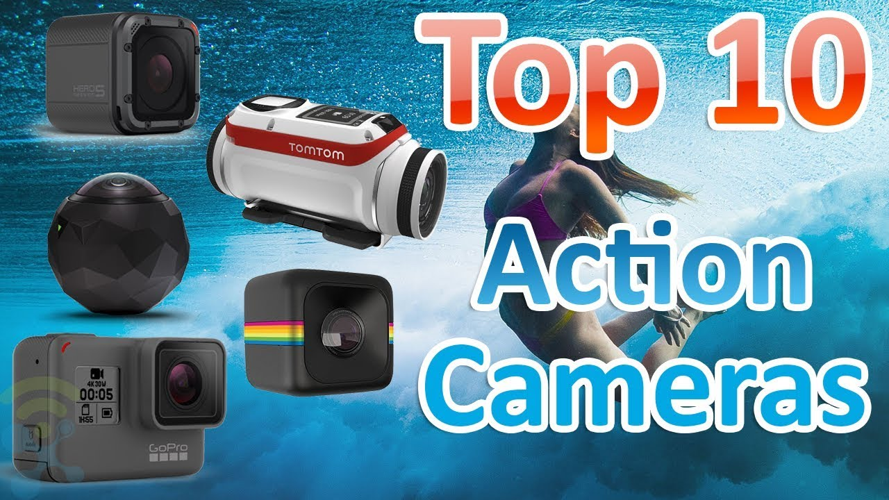 top 10 best cheap action cameras in 2017 4k gopro and. Black Bedroom Furniture Sets. Home Design Ideas