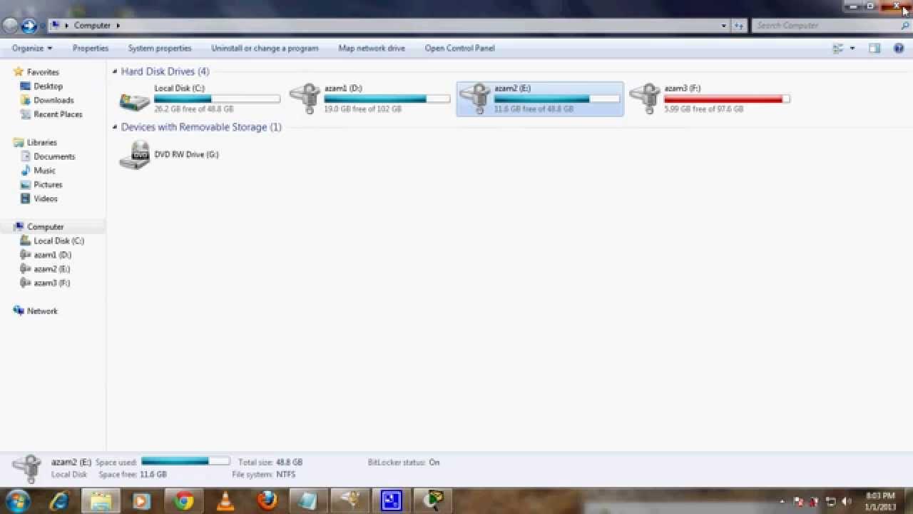 bitlocker windows 7 pro download