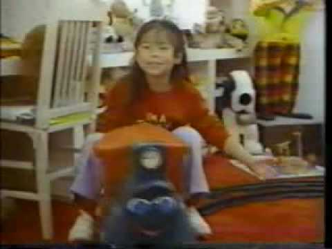Vintage 80 S Toys R Us Commercial I Don T Wanna Grow Up I