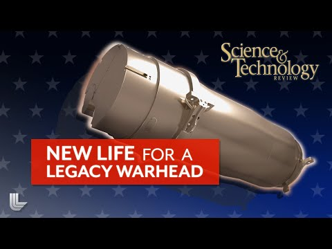 S&TR Preview: New Life for a Legacy Warhead