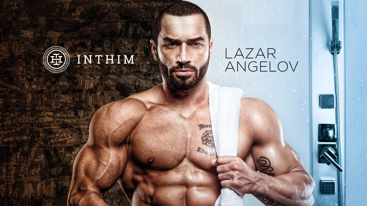 Lazar Angelov & IntHim - Making of & Interview I Train