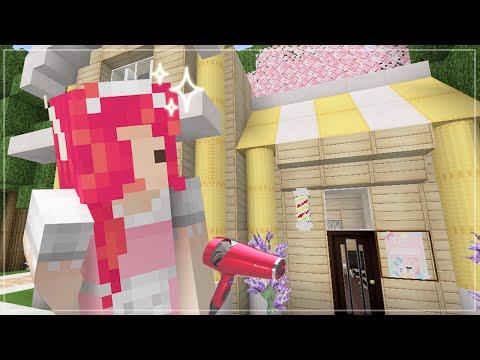 """Minecraft Maids """"NEW HAIRCUTS!"""" ♡80"""