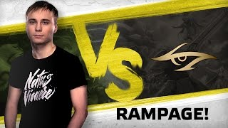 WATCH FIRST: RAMPAGE! by Ditya Ra vs Secret @ SL i-League StarSeries S2 LAN